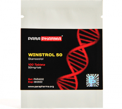 WINSTROL 50 mg (100 tabs)