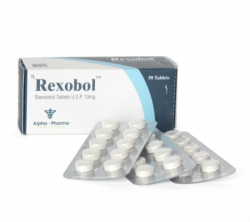 Rexobol 10 mg (50 tabs)
