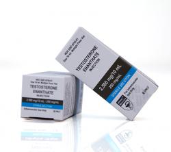 Testosterone Enanthate 250 mg (1 vial)