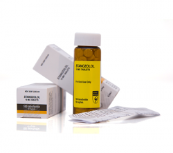 Stanozolol 10 mg (100 tabs)