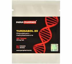 TURINABOL 20 mg (100 tabs)