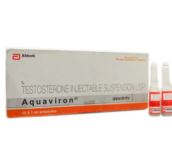 Aquaviron 25 mg (12 amps)