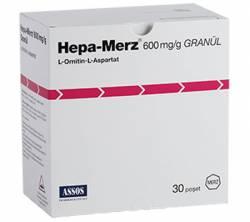 Hepa-Merz Granules 5 g (30 sachets)