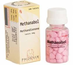 Methanabol 10 mg (100 pills)